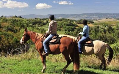 Trekking A Cavallo In Maremma